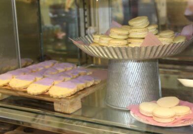 Macarons at LePetit Sweet