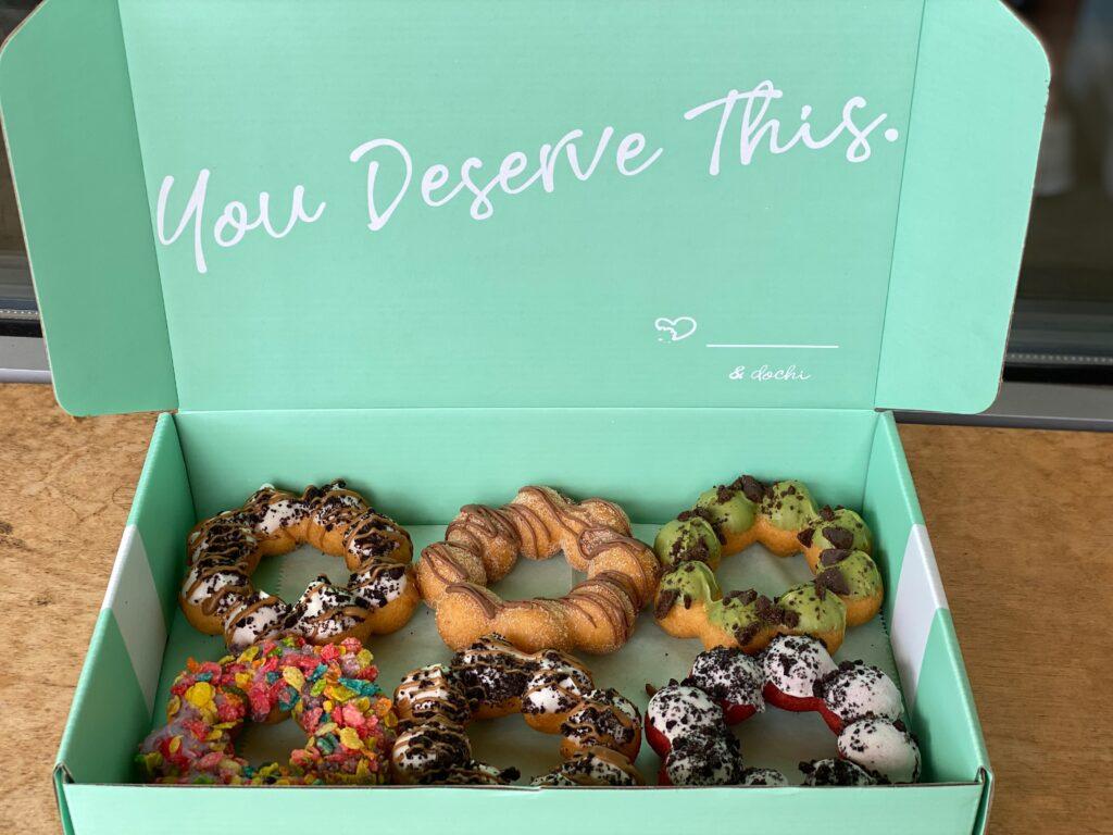 Mochi Dochi Donuts in Orlando