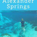 Pinterst image for Alexander Springs