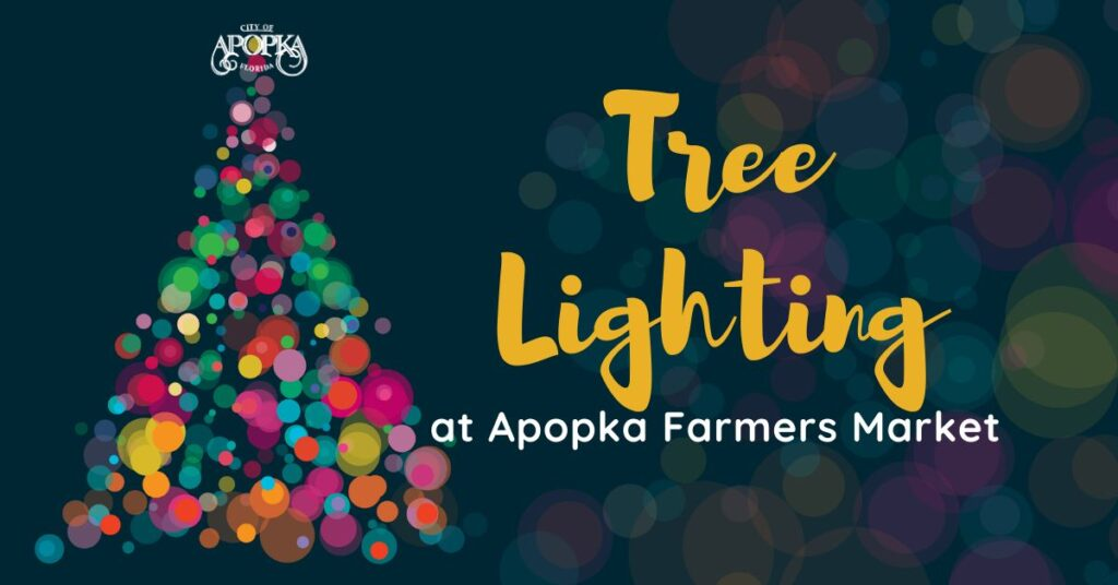 Apopka Tree Lighting