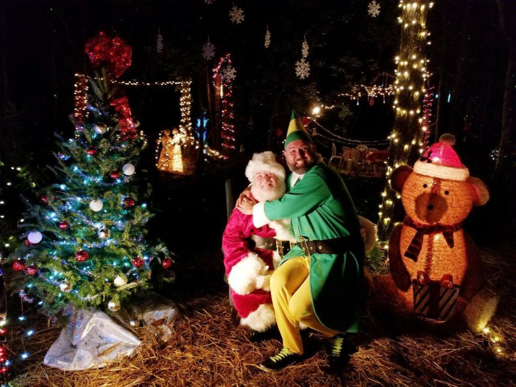 Catherine's Santa's Enchanted Forest