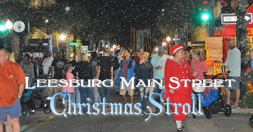 Leesburg Christmas Stroll