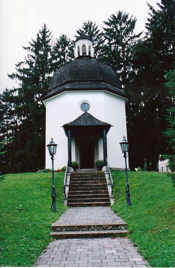 Original Silent Night Chapel in Austria
