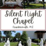 Pinterest image for Silent Night Chapel