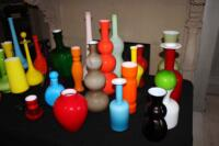 Cased glass collection