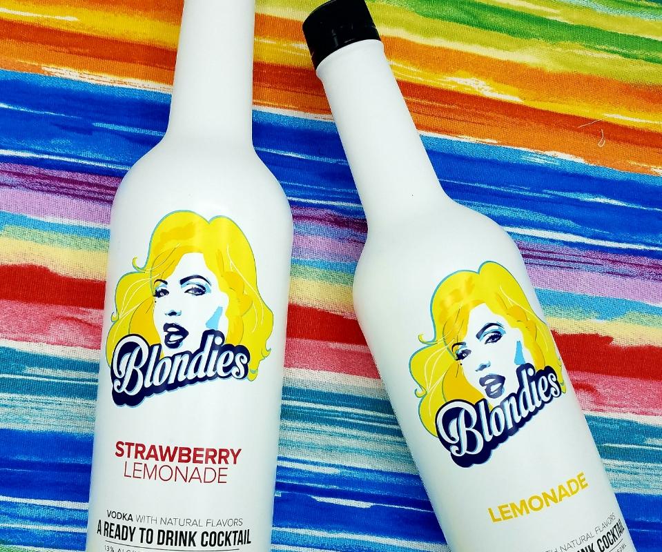 blondies cocktails, blondies lemonade, blondies by jenny, jenny mccarthy