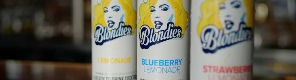 blondies cocktails, blondies by jenny, blondies lemonade, jenny mccarthy