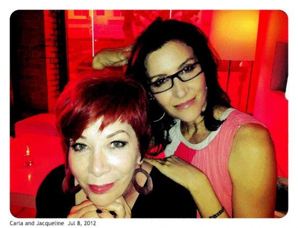 Carla Ross and Jacqueline Depaul
