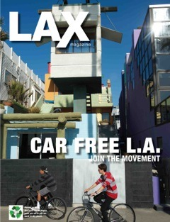 LAX Magazine - July 2014 Cover