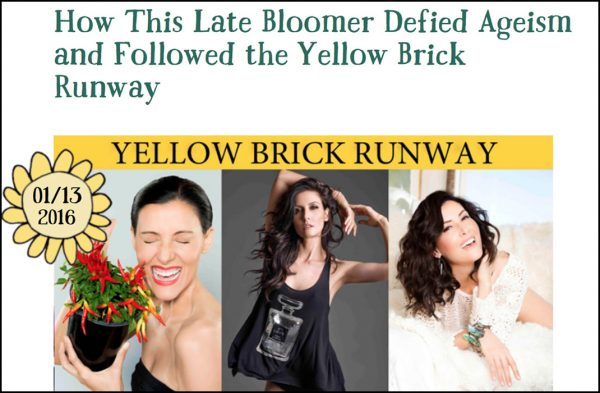 Blog Interview with The Late Bloomer Revolution