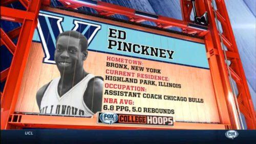 Ed Pinckney - Villanova
