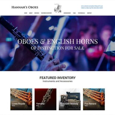 We have a new website!!
