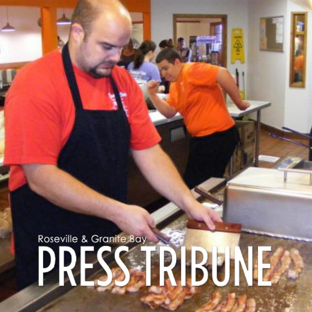 Best burger joint roseville
