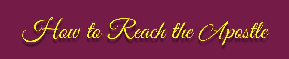 VOTN - Reach Us - Web Title