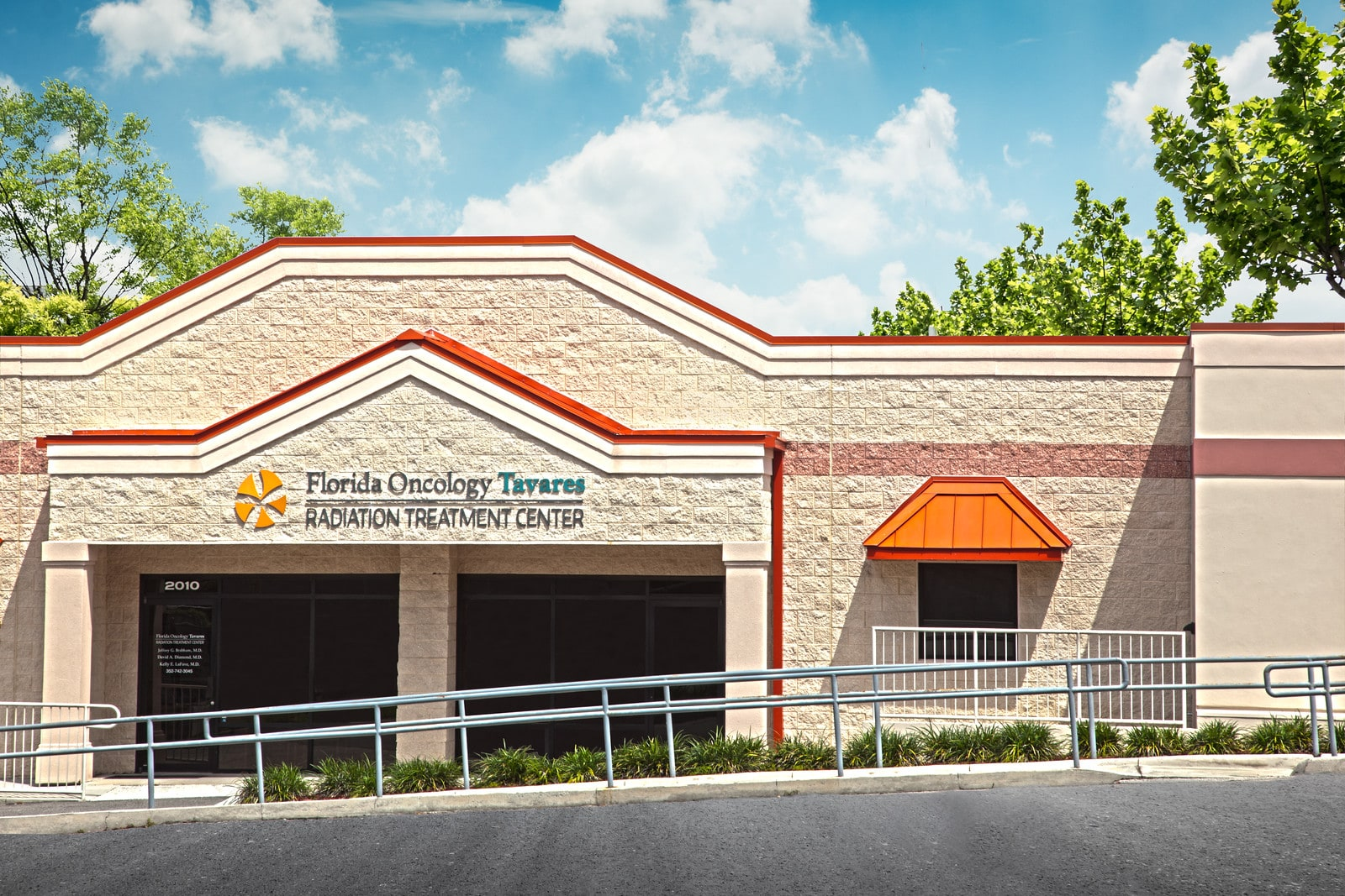 florida Oncology Tavares Office