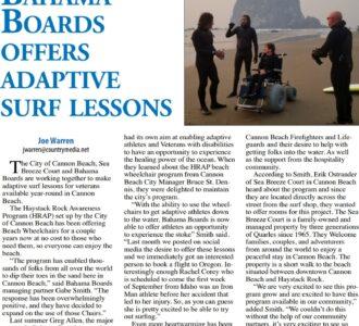 Adaptive Lessons Cannon Beach