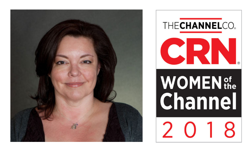 Clarify360's Jo Peterson named CRN Women of the Channel 2018