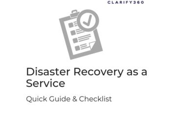 C360-DRaaS-Checklist