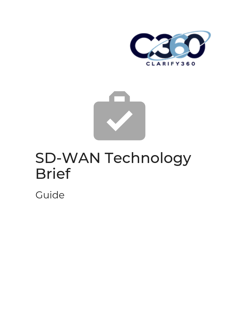 What is SDWAN?