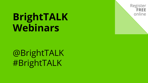 Register free for BrightTALK: Network Security webinars with Clarify360 VP Cloud and Security Jo Peterson