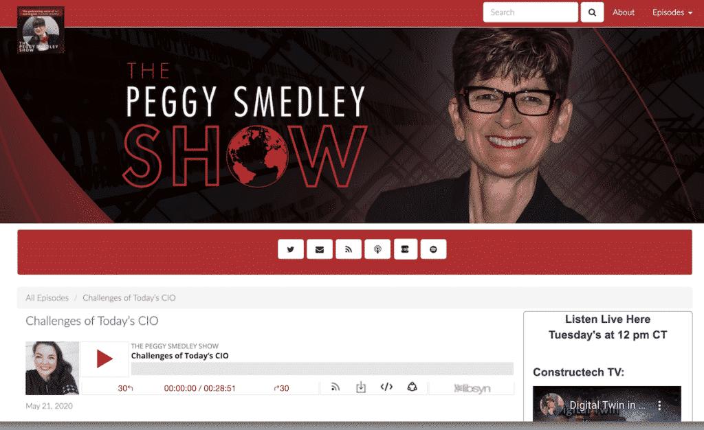 jo peterson discusses Cisco Live Peggy Smedley