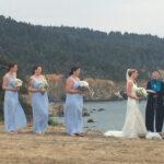 wedding at Warner Point