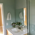 warner point cottage bathroom