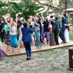 dancefloor at Warner Point