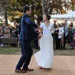 dancing at Warner Point