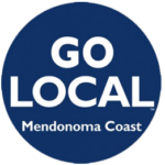 go local Mendonoma Logo