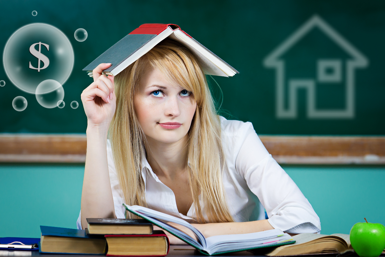 Can I Get a Mortgage with Student Loan?