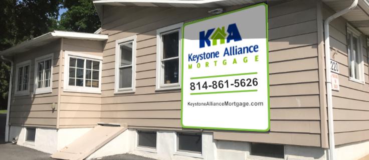 Keystone Alliance Mortgage, State College