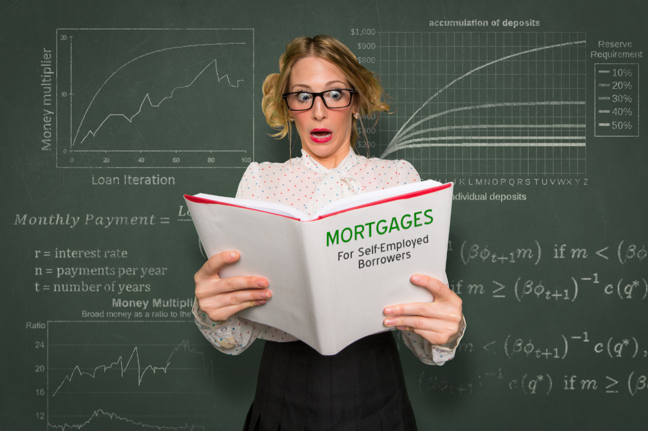Solving the mortgage needs of self employed borrowers
