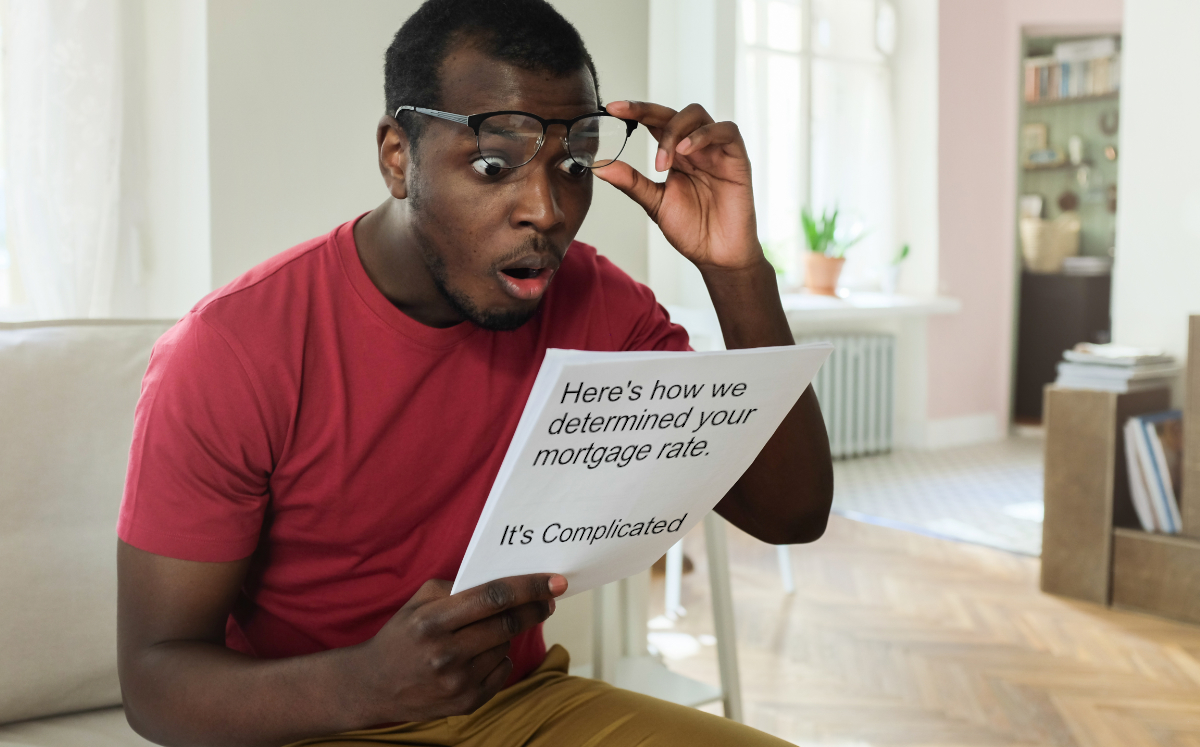 7 factors that determine your mortgage rate