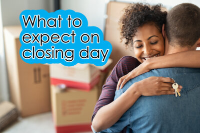 What to expect when closing on a house
