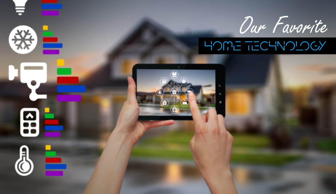 5 Smart Home Technology Gadgets We Have, That We Think You'll Love