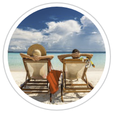 Refinance to pay for vacation education or lower rates