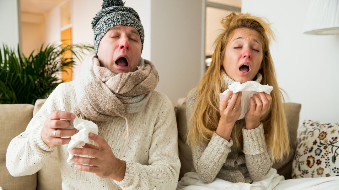 4 Unique ways to stay healthy this winter