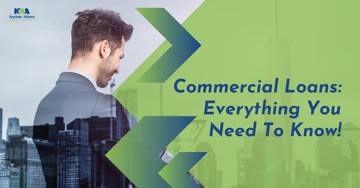 Commercial Loans: Everything You Need To Know