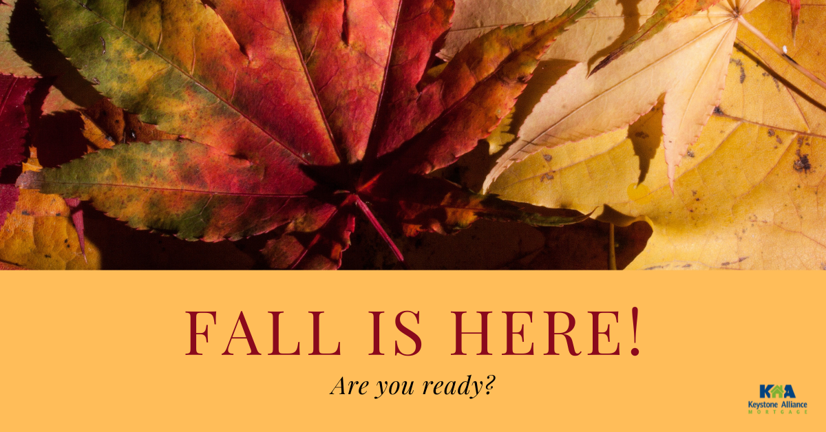 What you need to do to be ready for Fall