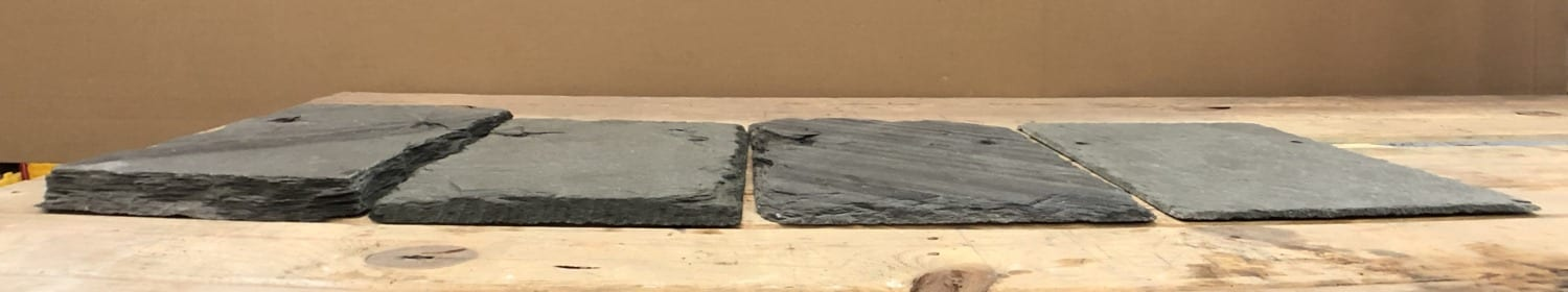 Slate Thickness Variations