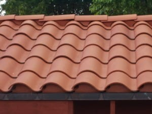 Clay Tile Roof System