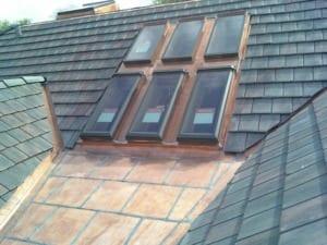 Concrete Tile Roof System