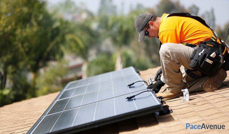 Study Highlights PACE's Influence on Residential Solar Development
