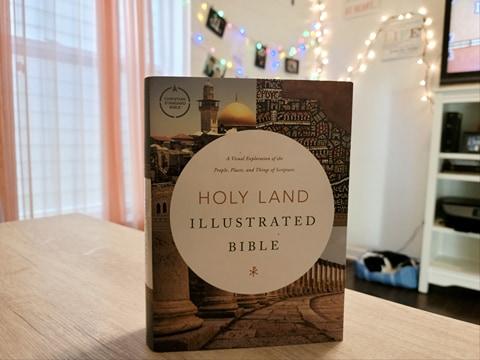 CSB Holy Land Bible 1