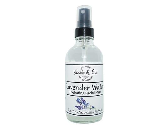 Lavender Water Facial Mist