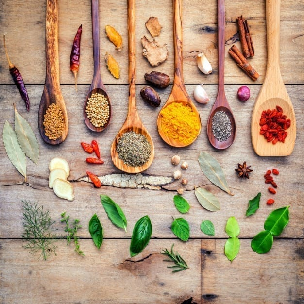 Bulk Herbs and Spices