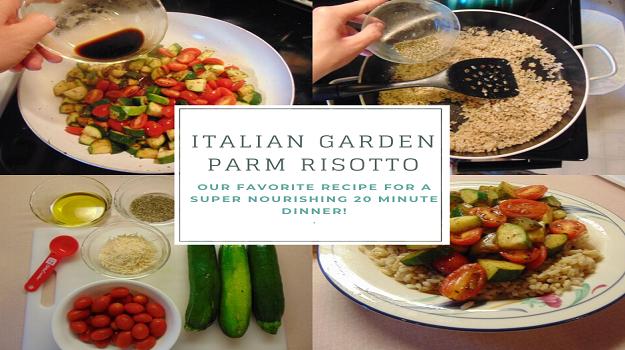 Italian Garden Parm Risotto