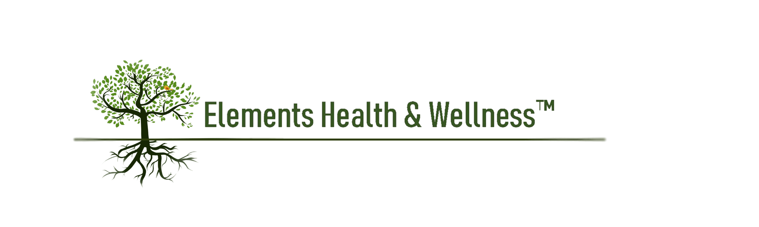 Elements Health and Wellness Logo