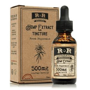Hemp Extract 500 mg